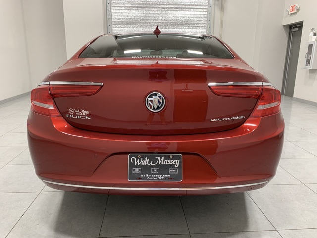 Pre-Owned 2018 Buick LaCrosse Preferred