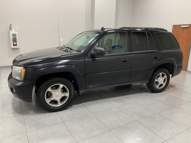 Pre-Owned 2008 Chevrolet TrailBlazer LT