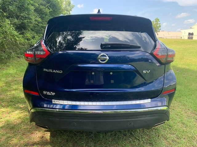 Pre-Owned 2019 Nissan Murano SV